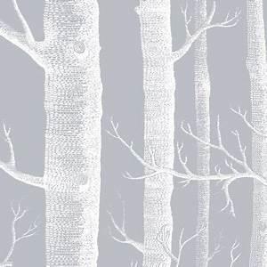 Papier Peint Arbre Noir Et Blanc : bouleau arbre motif non tiss woods wallpaper rouleau moderne designer rev tement mural simple ~ Nature-et-papiers.com Idées de Décoration