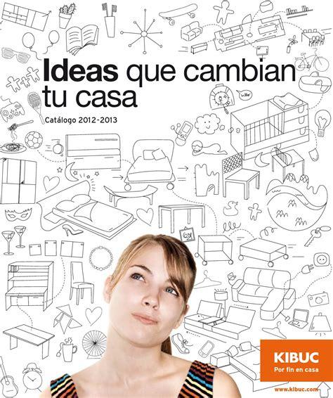sofa la seu d urgell kibuc ideas que cambian tu casa catalogo 2012 2013 by