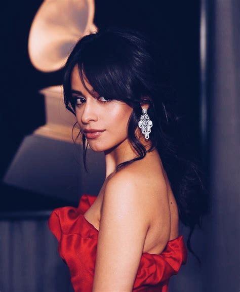 Camila Cabello The Grammy Awards Wearing Vivienne
