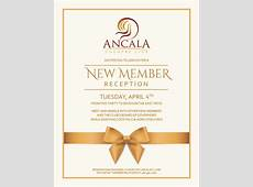 New Member Reception Ancala Country Club 20170208