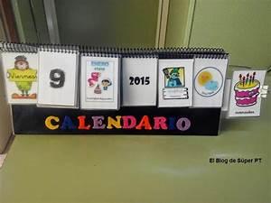 MATERIALES MANIPULATIVOS El calendario móvil Corregidos errores