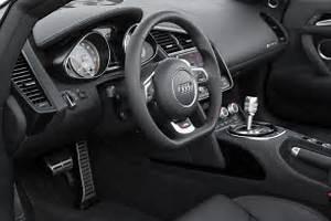2014 Audi R8 Spyder Interior Photo 6