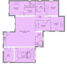 1000 idees sur le theme plain pied sur pinterest maison With awesome plan de belle maison 1 maison contemporaine 10 detail du plan de maison