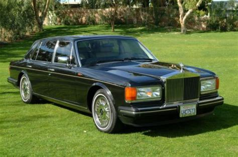 Find Used 1991 Rolls Royce Silver Spur 2 In Rancho Mirage