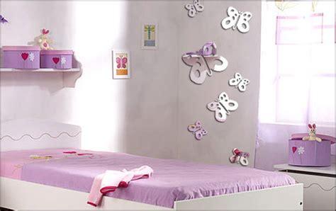d馗oration chambre fillette déco chambre fillette
