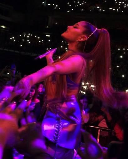 Tour Sweetener Ariana Grande Aesthetic Dangerous