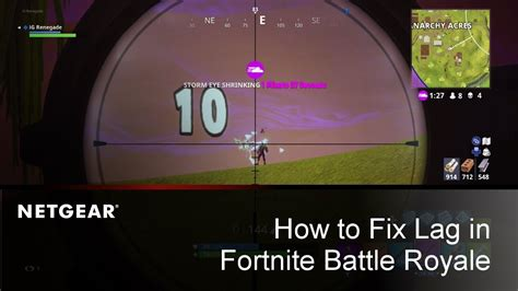 fix lag increase performance  fortnite battle