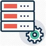 Icon Server Management Managed Maintenance Hosting Icons