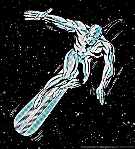 silver surfer     works  fox nerdist