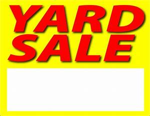 Lutherville, MD Community Yard Sale - Saturday September ...