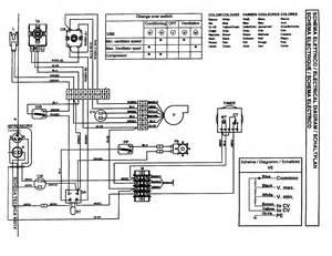 similiar wiring a central air conditioner keywords, Wiring diagram