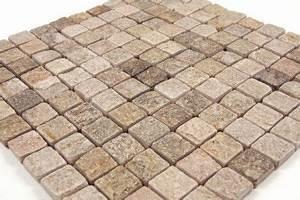 paves briques de verres mosaiques et galets pierre pave With mosaique pierre naturelle salle de bain