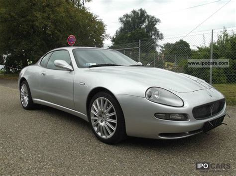 2002 Maserati Coupe Gt 1hd Switch Top  Car Photo And Specs