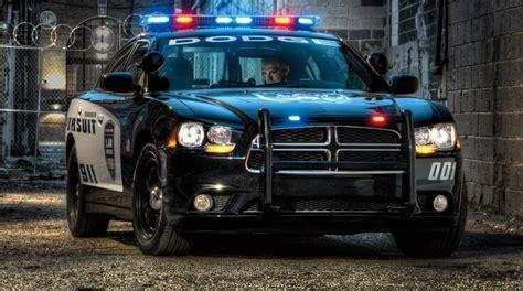 2018 Dodge Charger Pursuit Autos Weblog