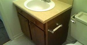 how to paint an old bathroom vanity 28 images paint a With how to paint an old bathroom vanity