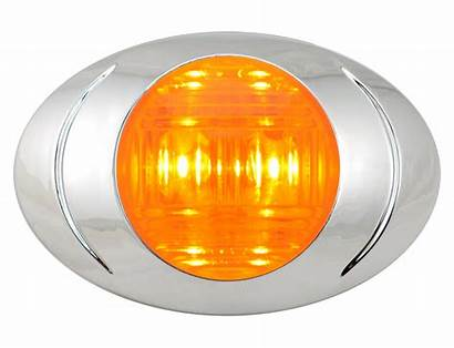 Phoenix P3 Led Marker Clearance Oval Lighting