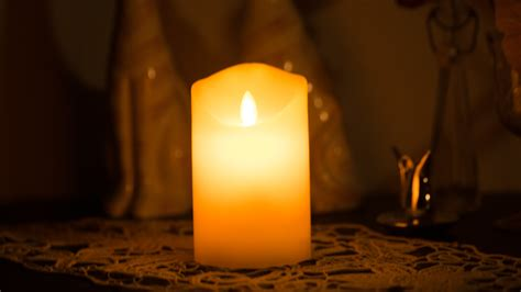 Mit Kerzen by Air Zuker Led Kerzen Mit Beweglicher Flamme Echt Flammen