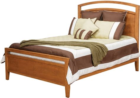 denno 39 s furniture bedding nouveau bed w low footboard by daniel 39 s amish