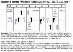 Basic Salsa Mambo Steps Dancaholic Pinterest