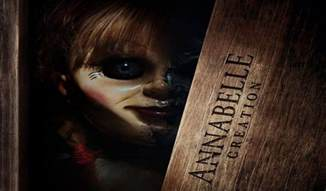Annabelle Movie Trailer Creation
