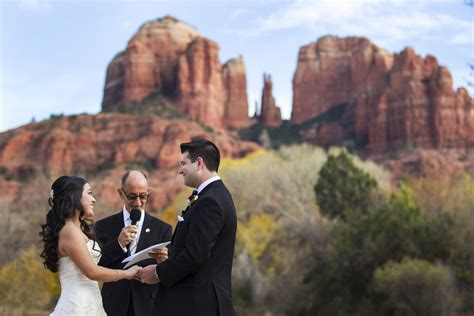 Weddings At Red Rock Crossing Sedona