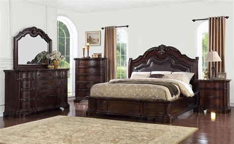 Bedroom Furniture St Louis Mo by St Louis Upholstered Bedroom Set Avalon Furniture