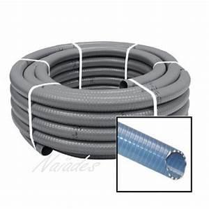 Tuyau Pvc Souple : tuyau poolflex 75 mm 25 m tres na ades ~ Melissatoandfro.com Idées de Décoration