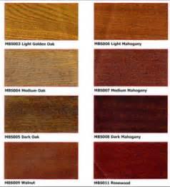 oak colour chart the kitchens furniture workshop
