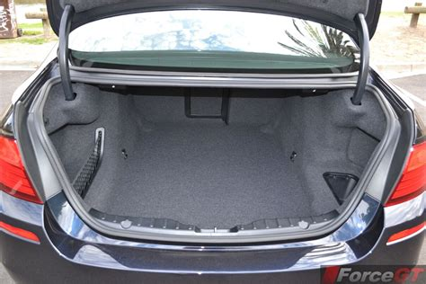 Bmw Boots by 2014 Bmw 5 Series Lci Boot Forcegt