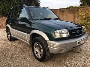 2000 Suzuki Grand Vitara 2 5 V6 5 Dr 4x4 Automatic Low