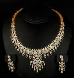 13 diamond necklace jewellery designs