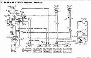 Wiring Schematic For 4440 John Deere