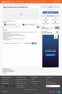 Emploi Chauffeur Privé : la bonne arnaque sur leboncoin arnaque offre d 39 emploi chauffeur priv fournier dylan ~ Maxctalentgroup.com Avis de Voitures