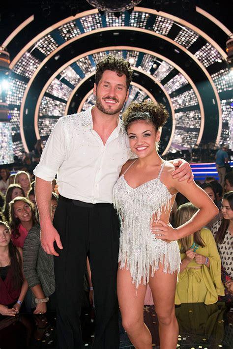 laurie hernandez debuted  dancing   stars
