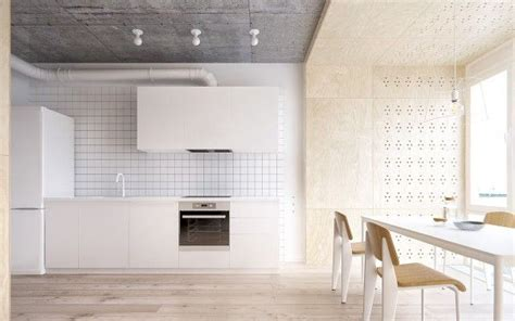 Minimalist Apartment For A Family Of Four by Minimalist Apartment For A Family Of Four Decorating