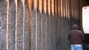 interior homes pole barn insulation 1