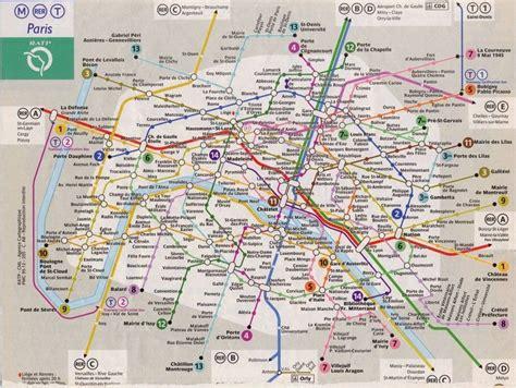 Carte Metro Rer by Historia Plano De Metro De Par 237 S Geograf 237 A Infinita