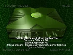 Xbox Dashboards   Video Game Obsession  C  1996