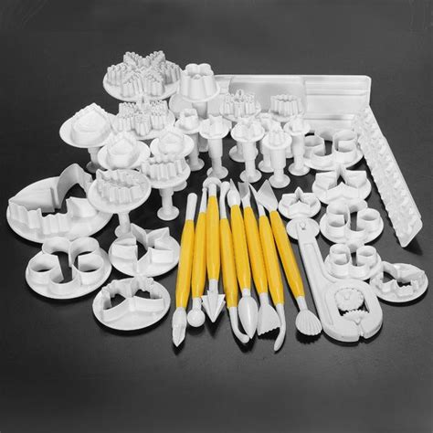 decoration gateau pas cher pas cher 37 pcs fondant g 226 teau cookie cutters sugarcraft d 233 coration plongeur mould set livraison