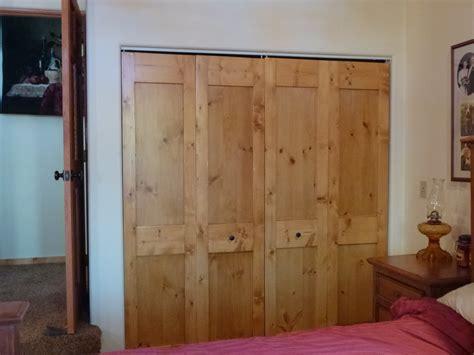ana white bi fold closet doors diy projects