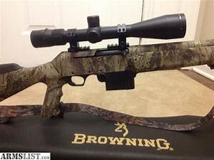 ARMSLIST - For Sale: Browning Shortrac Hog Stalker .308