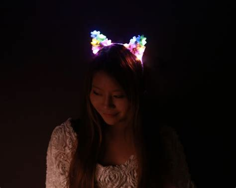 ariana grande light up cat ears 17 best images about cat masquerades on pinterest ariana
