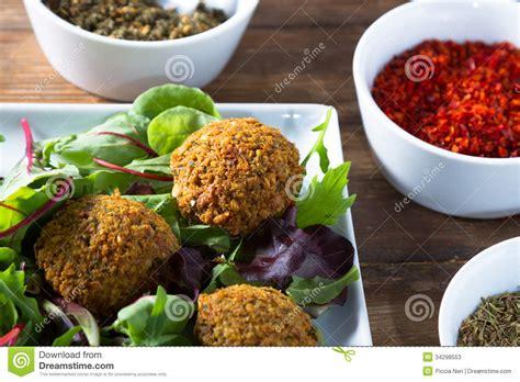 ast cuisine falafels stock photos image 34298553