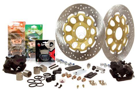 Motorcycle Brake Parts Guide