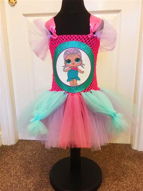 lol surprise doll merbaby tutu dress lol surprise party