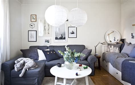 small living room ideas ikea explore siblings sebastian and sanna s small space family