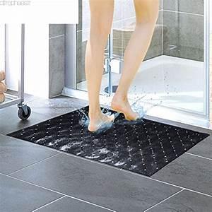 Tapis Antidérapant Salle De Bain : tapis d antid rapant salle de bain toilettes tapis de bain tapis de salle de bains massage ~ Farleysfitness.com Idées de Décoration