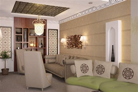 interior design islamic reception salon 289 member design