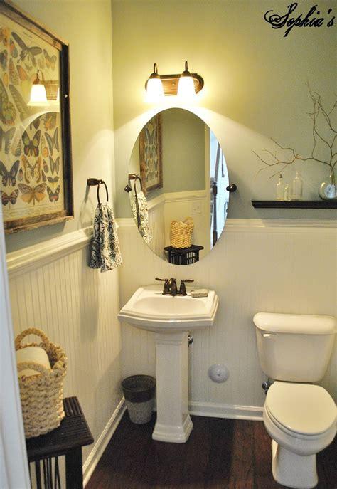 bathroom powder room ideas 39 s powder room makeover
