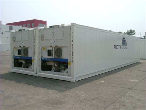 container chambre froide portable cold storage for hire